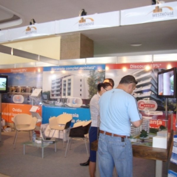 A doua editie a Targului Imobiliar National - 05- 08.06.2008
