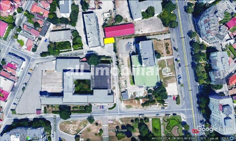 Teren de vanzare in zona Liceul de Arta din Constanta