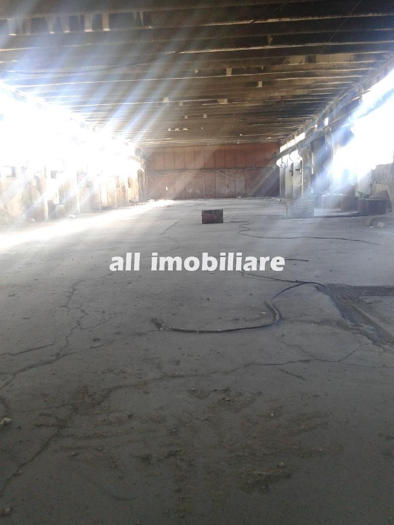 Spatiu de vanzare in zona Industriala din Navodari